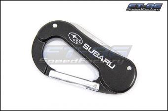 Subaru Carabiner Multi Tool - Universal