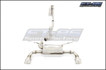 Thermal R&D Catback Exhaust - 2013+ FR-S / BRZ / 86
