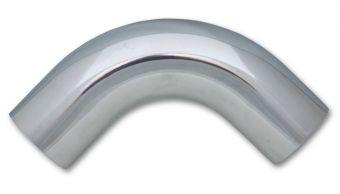"Vibrant 90 Degree Aluminum Bend, 4.5"" O.D. - Polished"
