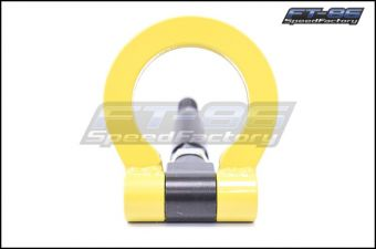 BEATRUSH FRONT / REAR TOW HOOK (YELLOW) - 2013+ FR-S / BRZ