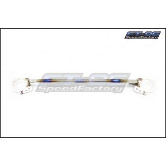Carbing Ti Front Strut Bar W/ BMC Stop - 2013+ FR-S / BRZ / 86