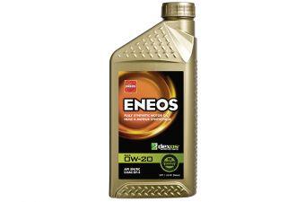 ENEOS 0W20 DEXOS1, FULL SYN API SN, ILSAC GF-5 Universal