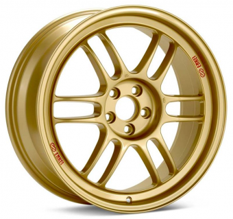 Enkei RPF1 Wheels 17x8 +45mm (Gold) - 2013+ FR-S / BRZ