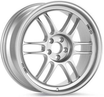 Enkei RPF1 Wheels 18x8 +45mm (Silver) - 2013+ FR-S / BRZ