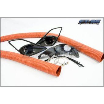 APR Brake Ducts w/Hose Kit - 2013+ FR-S