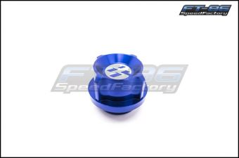 Toyota 86 Logo Oil Cap (Various Colors) - 2013+ FR-S / BRZ