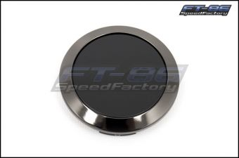 Work Flat Type MCO Racing Type CS Center Cap - Universal
