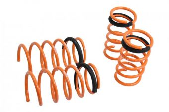 "Megan Performance Lowering Springs (F 1.75"" / R 1.25"") - 2013+ FR-S / BRZ"