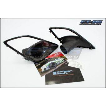 APR Carbon Fiber Brake Ducts - 2013+ FR-S