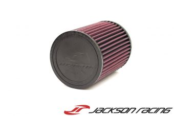 Jackson Racing 3in Round Air Filter