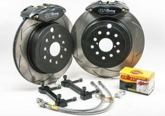 RR Racing Sport Performance Rear 4 Piston Brake Kit for Scion FR-S and Subaru BRZ