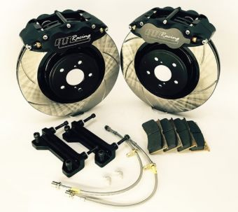 RR Racing Front Big Brake Kit Stage II for Scion FR-S and Subaru BRZ