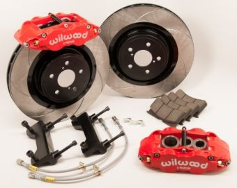 RR Racing Front Big Brake Kit Stage I for Scion FR-S and Subaru BRZ