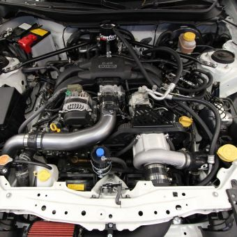 Kraftwerks C38-81 Supercharger System without Tuning - 2013+ FR-S / BRZ