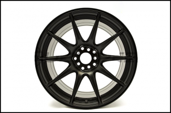 XXR 527 Wheels 18x8.75 +35mm (Chromium Black) - 2013+ FR-S / BRZ