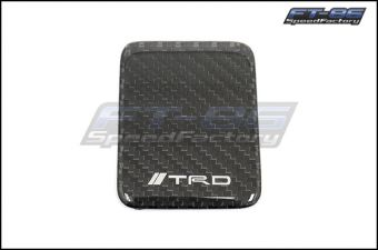 JDM Station TRD Style Seat Heater Cover - 2013+ FR-S / BRZ / 86