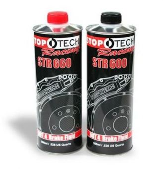 StopTech STR-600 DOT4 Brake Fluid