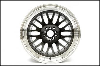 XXR 531 WHEELS 18X9.5 +35MM (CHROMIUM BLACK) - 2013+ FR-S / BRZ