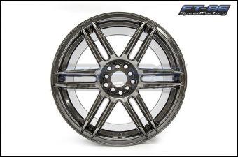 XXR 558 18x8.75 +36mm (Black Chrome) - 2013+ FR-S / BRZ
