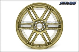 XXR 558 18x8.75 +36mm (Gold) - 2013+ FR-S / BRZ