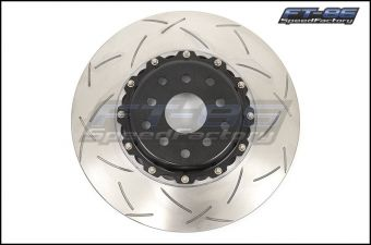 DBA 5000 Series T-Slot Slotted Rotor Single (Front) - 2013+ FR-S / BRZ / 86 (Performance Package)