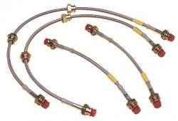 Goodridge Stainless Brake Lines (Front and Rear) - 2013+ FR-S / BRZ