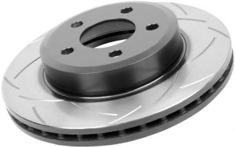 DBA T2 Street Series Slotted Rotor
