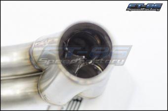 SpeedFactory Emissions Rage - 2013+ FR-S / BRZ