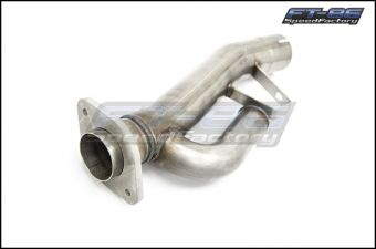 Hooker Blackheart Front Pipe With Catalytic Converter - 2013+ FR-S / BRZ