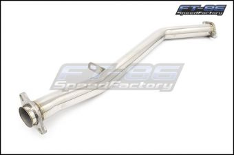 Injen Stainless Steel Front Pipe (non catted) - 2013+ FR-S / BRZ