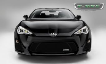 T-Rex Upper Class Black Powdercoat Grilles - 2013+ FR-S