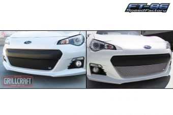 Grillcraft MX Front Grille - 2013+ BRZ