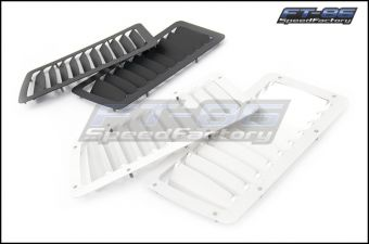 Verus Hood Large Louver (Vents) Kit - 2013+ BRZ / FR-S / 86