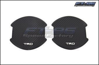 TRD JDM Carbon Fiber Door Handle Protector - 2013+ FR-S / BRZ / 86