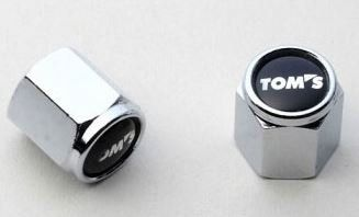 TOM'S Valve Stem Caps - Universal