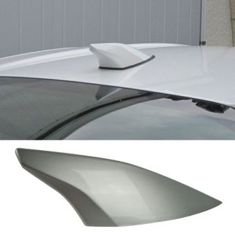 Ikon Motorsport Fits 12-16 Subaru BRZ Scion FRS ABS Antenna Shark Fin Cover Painted # D6S