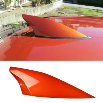 Ikon Motorsports 12-16 Scion FRS ABS Antenna Cover Painted Hot Lava Metallic # H8R