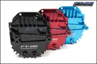 FT86SF High Capacity Rear Differential Cover - 2013+ FR-S / BRZ / 86
