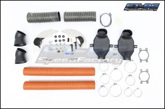 Verus PERFORMANCE BRAKE COOLING KIT (DUCTS)  - 2013+ FR-S / BRZ