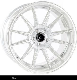 Cosmis Racing R1 PRO 18x10.5 +32mm 5x100 COLOR: Silver