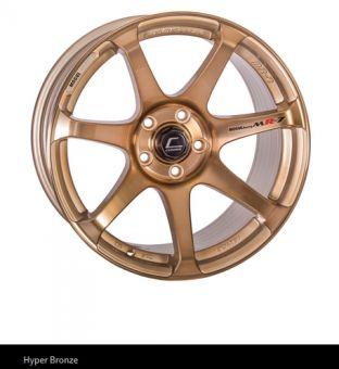 Cosmis Racing MR7 18x9 +25mm 5x100 COLOR: Hyper Bronze