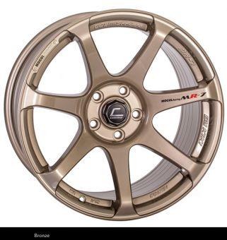 Cosmis Racing MR7 18x9 +25mm 5x100 COLOR: Bronze