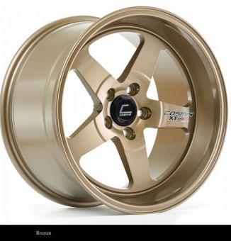 Cosmis Racing XT-005R 18x9 +25mm 5x100 COLOR: Bronze