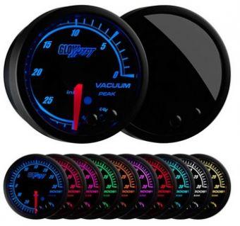 Glowshift Elite 10 Color Vacuum Gauge