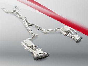 Akrapovic Mercedes-AMG C 63 Estate (S205) 2015 Evolution Line (Titanium) S205