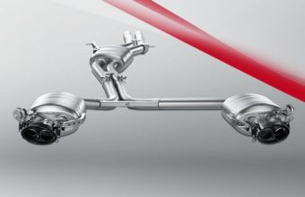 Akrapovic Audi RS 4 Avant (B8) 2012 Evolution Line (Titanium)