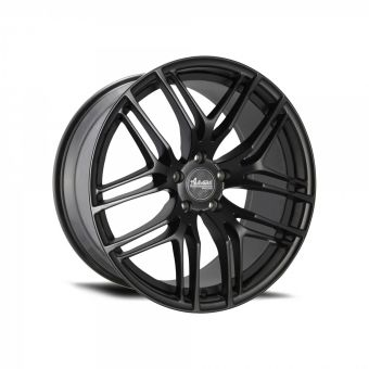 ADVANTI BELLO 18X8 5X100 ET35 MATTE BLACK UNDERCUT