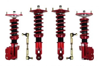 APEXI N1 EXV DAMPER COILOVERS - 2013+ FR-S / BRZ