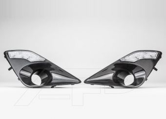 AGENCY POWER CARBON FIBER FOG LIGHTS - 2013+ FR-S