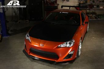 APR COMPLETE AERODYNAMIC KIT (61IN) - 2013+ FR-S